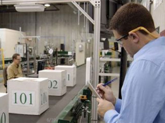 Production Line Management